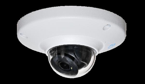 """Новая антивандальная IP-камера c объективом """"Рыбий глаз"""" RVi-IPC75"""