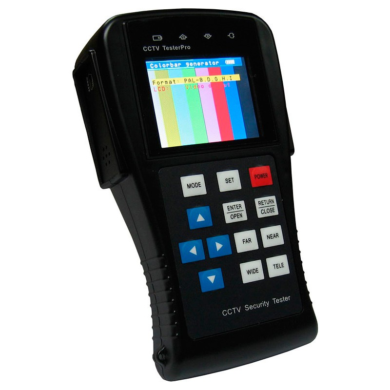 Тестеры видеонаблюдения SpezVision в Самаре
