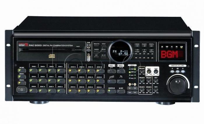 "Система ""PAC-5000"" Inter-M Inter-M"