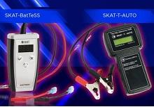 Компания СКАТ представила тестеры емкости 12В АКБ