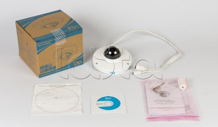 RVi-IPC32MS (2,8мм), IP-камера видеонаблюдения купольная RVi-IPC32MS (2.8 мм)