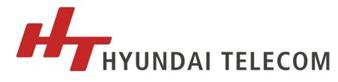 Видеодомофоны малоабонентные HYUNDAI Telecom