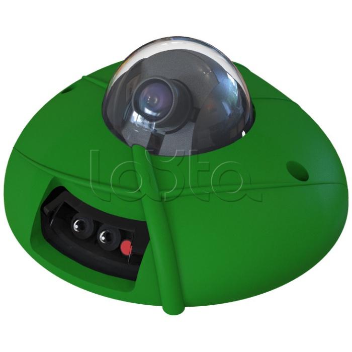 ActiveCam MyAC-D4111IR1 «Лист» (2.8 мм), IP камера видеонаблюдения купольная ActiveCam MyAC-D4111IR1 «Лист» (2.8 мм)