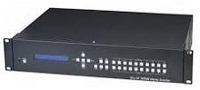 Новинка от SC&T! Матричный 10х10 HDMI коммутатор HS10MD
