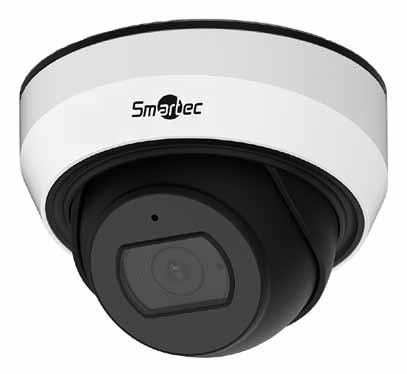 Новая уличная купольная IP-камера STC-IPM5508A с разрешением 5 Мп от компании Smartec