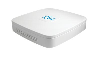 В продаже появился IP-видеорегистратор RVi, рассчитанный на 4 порта