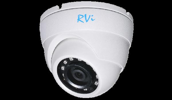 Новинки от RVi - 2-мегапиксельные мультиформатные камеры
