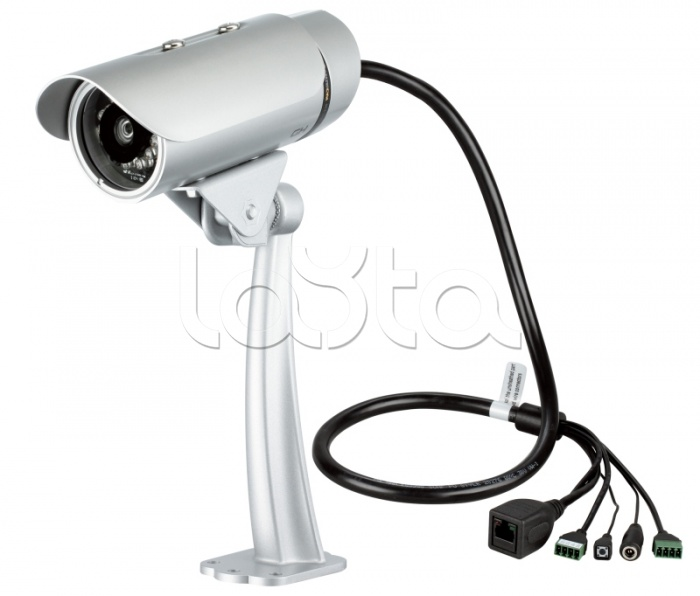 D-Link DCS-7110/UPA/B1A, IP-камера видеонаблюдения уличная в стандартном исполнении D-Link DCS-7110/UPA/B1A