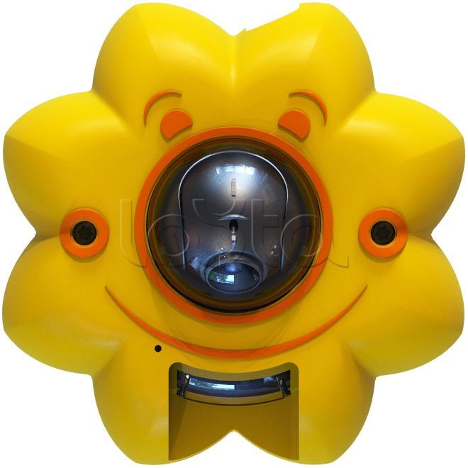 ActiveCam MyAC-D4151IR1 «Солнце» (2.8 мм), IP камера видеонаблюдения купольная ActiveCam MyAC-D4151IR1 «Солнце» (2.8 мм)