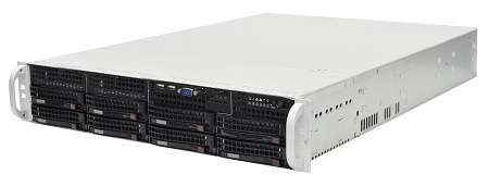 Новинка от компании Smartec! Программно-аппаратный комплекс на основе сервера-видеорегистратора STNR-6483RE