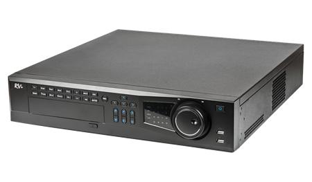 Гибридный видеорегистратор с 64 каналами уже в продаже