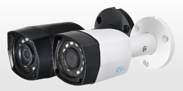 RVi расширяет ассортимент первой серии новыми уличными видеокамерами