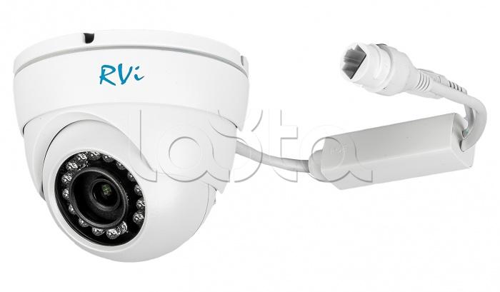 RVi-IPC33S (3.6 мм), IP-камера видеонаблюдения уличная купольная RVi-IPC33S (3.6 мм)