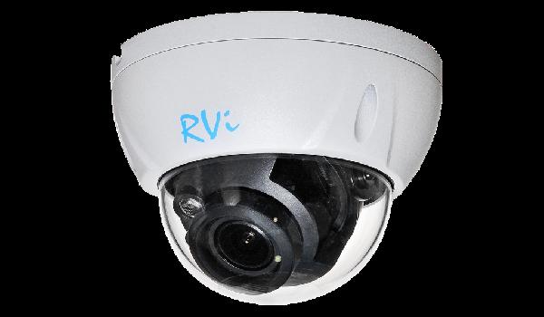Компания презентовала новую антивандальную интеллектуальную IP-камеру видеонаблюдения RVi-1NCD2063 (2.7-13.5)