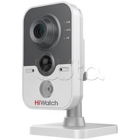 HiWatch DS-I114 (2.8 мм), IP-камера в компактном корпусе HiWatch DS-I114 (2.8 мм)