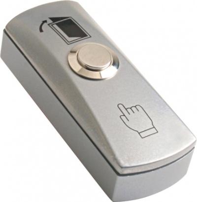 Кнопка выхода металлическая накладная AccordTec AT-H805A