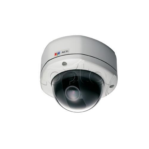 ACTi ACM-7411, IP-камера видеонаблюдения уличная купольная ACTi ACM-7411
