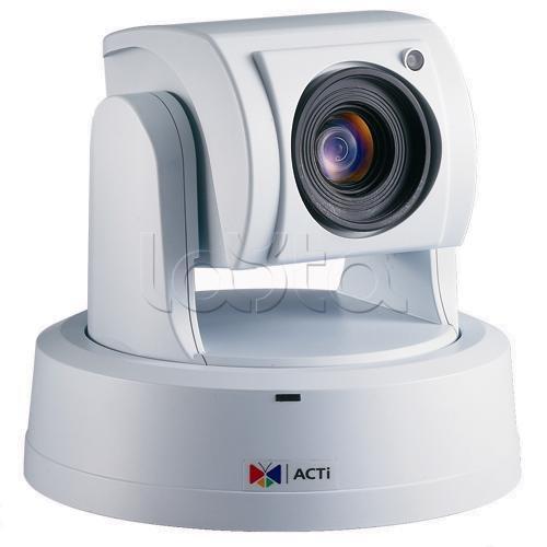 ACTi ACM-8511, IP-камера видеонаблюдения купольная ACTi ACM-8511