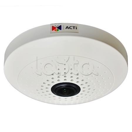 ACTi B55, IP-камера видеонаблюдения купольная ACTi B55