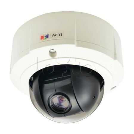 ACTi B96, IP-камера видеонаблюдения PTZ ACTi B96