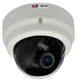 ACTi D61, IP-камера видеонаблюдения купольная ACTi D61