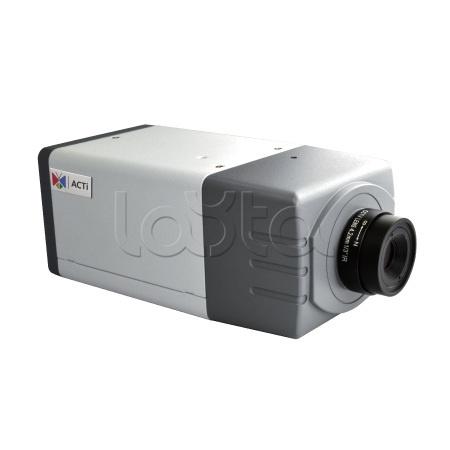 ACTi E21FA, IP-камера видеонаблюдения в стандартном исполнении ACTi E21FA
