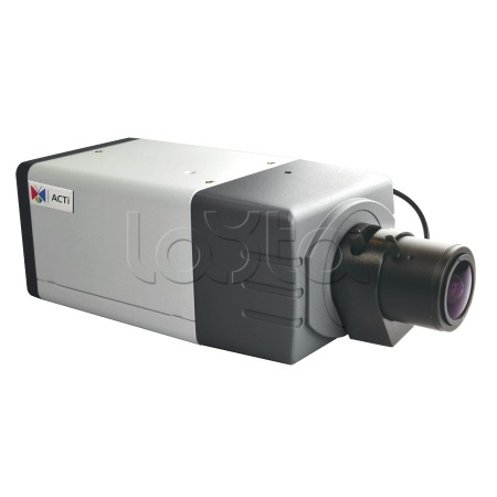 ACTi E21VA, IP-камера видеонаблюдения в стандартном исполнении ACTi E21VA