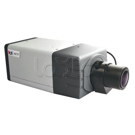 ACTi E23A, IP-камера видеонаблюдения в стандартном исполнении ACTi E23A