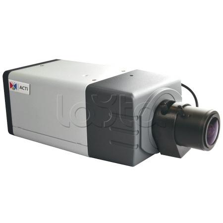 ACTi E25A, IP-камера видеонаблюдения в стандартном исполнении ACTi E25A