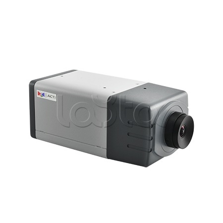 ACTi E270, IP-камера видеонаблюдения в стандартном исполнении ACTi E270