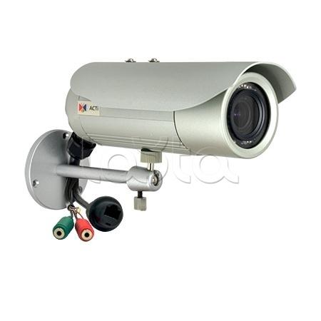 ACTi E42B, IP-камера видеонаблюдения уличная в стандартном исполнении ACTi E42B