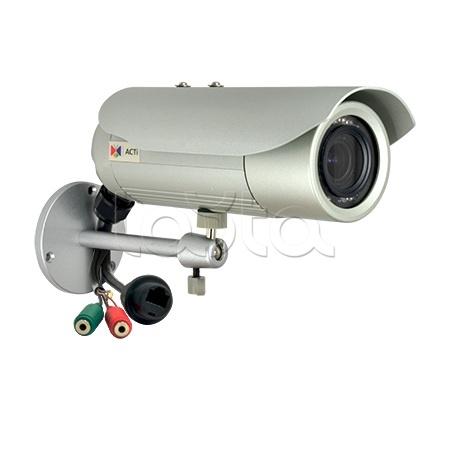 ACTi E43B, IP-камера видеонаблюдения уличная в стандартном исполнении ACTi E43B