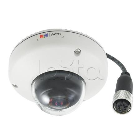 ACTi E919M, IP-камера видеонаблюдения миниатюрная ACTi E919M