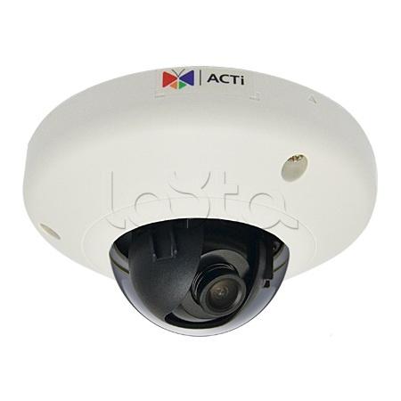 ACTi E92, IP-камера видеонаблюдения миниатюрная ACTi E92