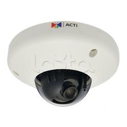 ACTi E93, IP-камера видеонаблюдения купольная ACTi E93