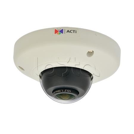 ACTi E98, IP-камера видеонаблюдения миниатюрная ACTi E98