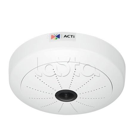 ACTi I51, IP-камера видеонаблюдения купольная ACTi I51