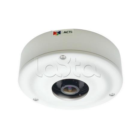 ACTi I71, IP-камера видеонаблюдения уличная купольная ACTi I71