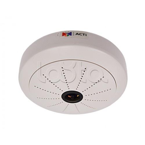 ACTi KCM-3911, IP-камера видеонаблюдения купольная ACTi KCM-3911