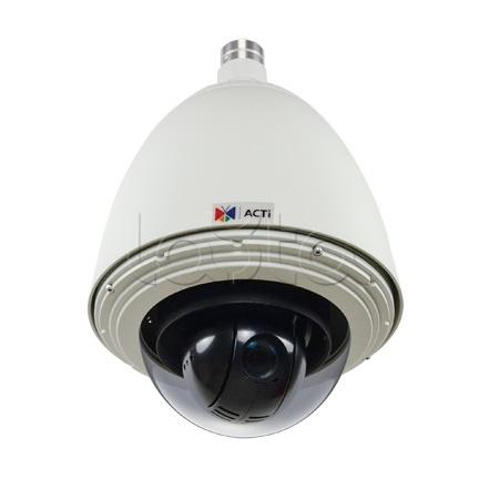 ACTi KCM-8211, IP-камера видеонаблюдения PTZ уличная ACTi KCM-8211