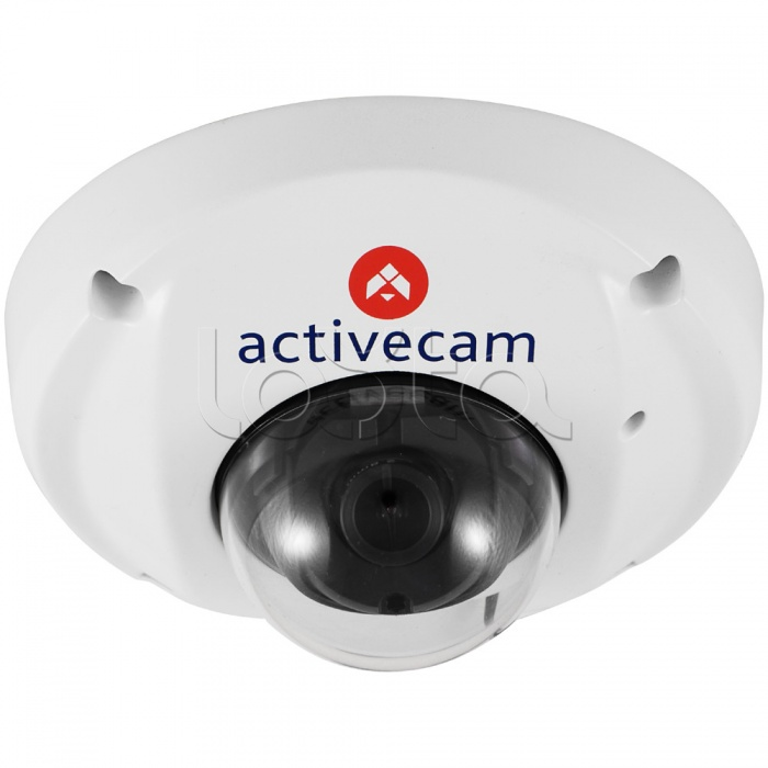 ActiveCam AC-D4011, IP-камера видеонаблюдения уличная купольная ActiveCam AC-D4011