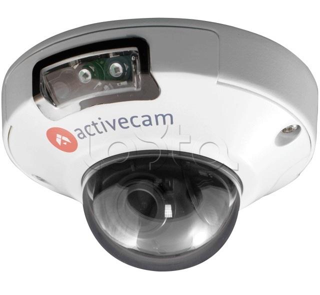 ActiveCam AC-D4101IR1, IP-камера видеонаблюдения уличная купольная ActiveCam AC-D4101IR1
