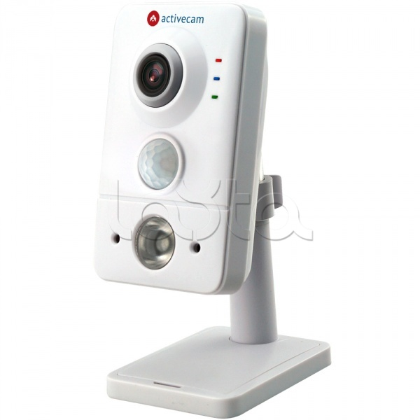 ActiveCam AC-D7101IR1, IP-камера видеонаблюдения миниатюрная ActiveCam AC-D7101IR1