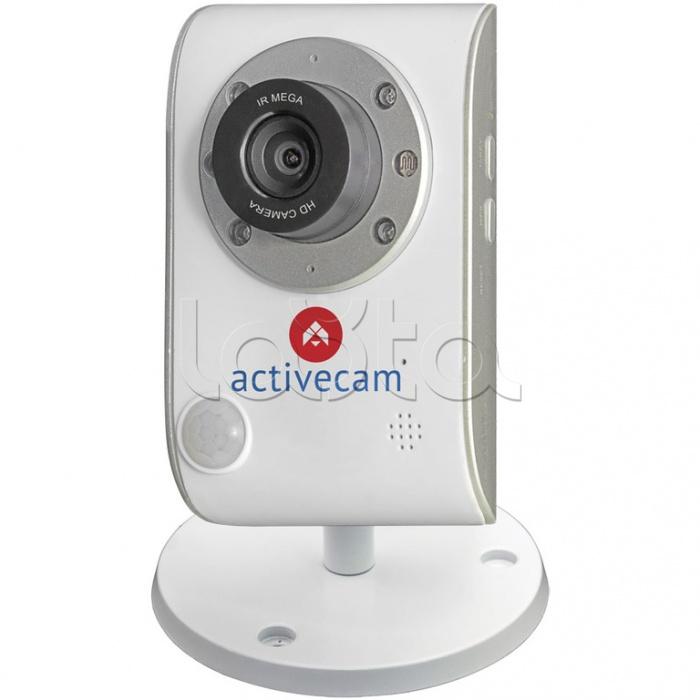 ActiveCam AC-D7111IR1, IP-камера видеонаблюдения миниатюрная ActiveCam AC-D7111IR1 (3,6 мм)