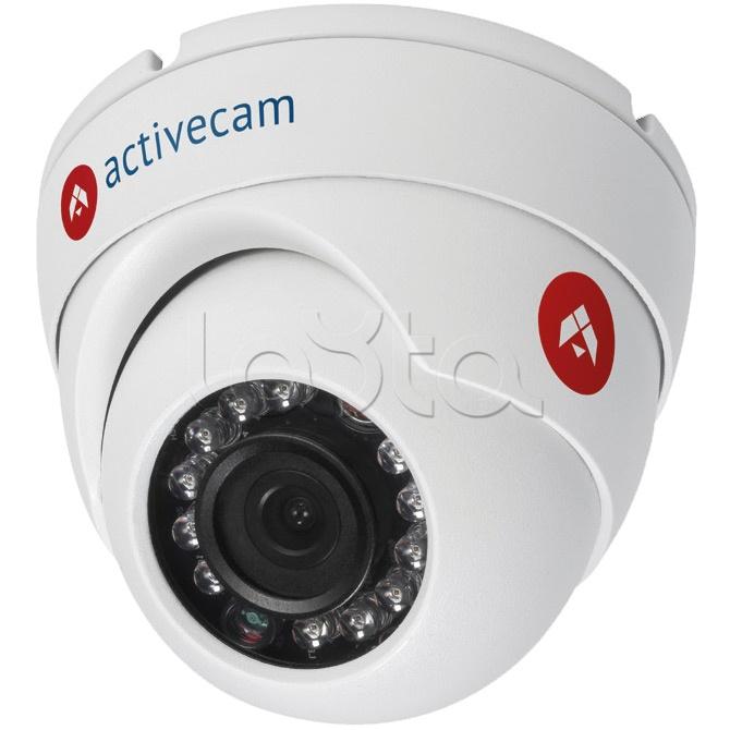 ActiveCam AC-D8031IR2, IP-камера видеонаблюдения купольная ActiveCam AC-D8031IR2