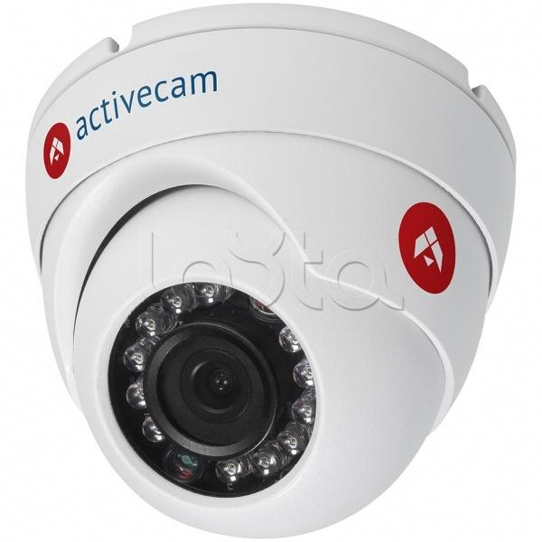 ActiveCam AC-D8121IR2, IP-камера видеонаблюдения купольная ActiveCam AC-D8121IR2