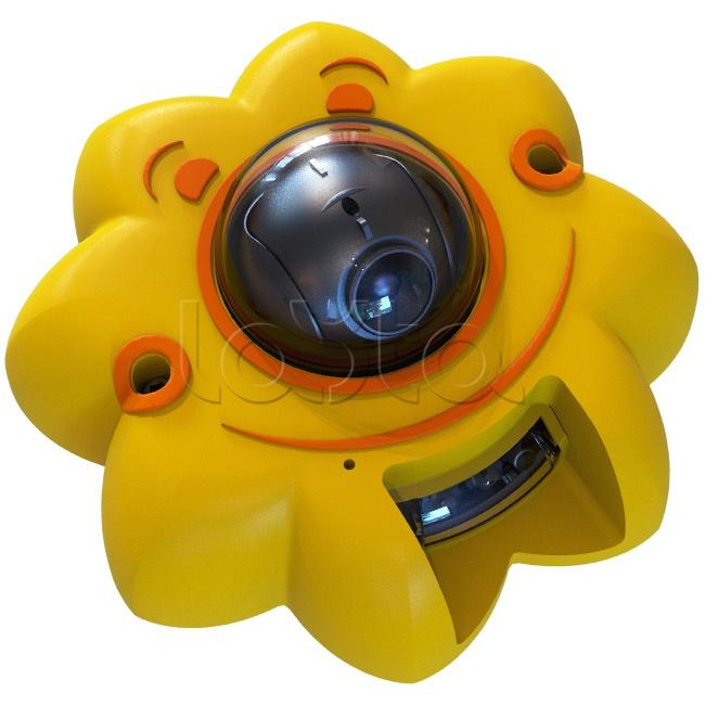 ActiveCam MyAC-D4111IR1 «Солнце» (2.8 мм), IP камера видеонаблюдения купольная ActiveCam MyAC-D4111IR1 «Солнце» (2.8 мм)