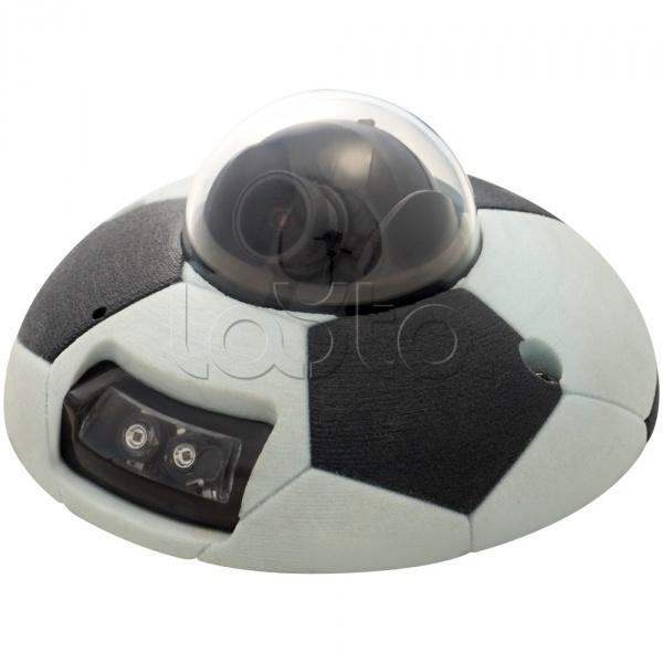 ActiveCam MyAC-D4121IR1 «Футбол», IP-камера видеонаблюдения купольная ActiveCam MyAC-D4121IR1 «Футбол»