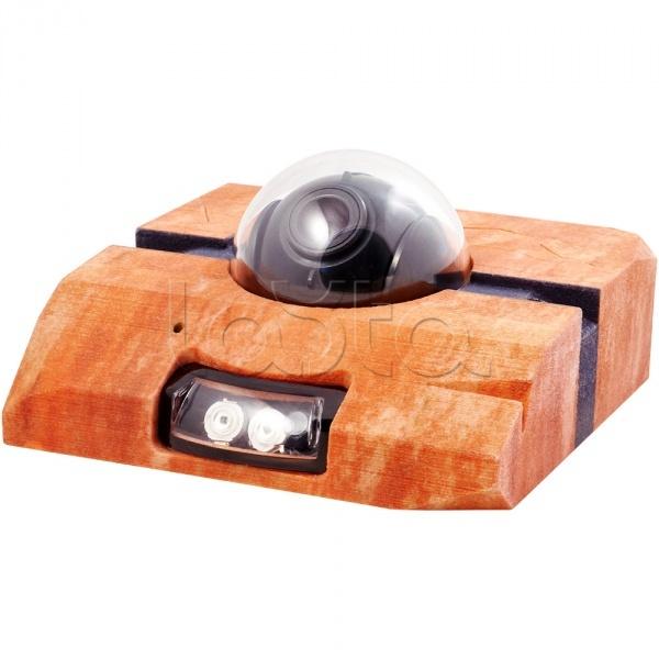 ActiveCam MyAC-D4121IR1 «Кирпич», IP-камера видеонаблюдения купольная ActiveCam MyAC-D4121IR1 «Кирпич»