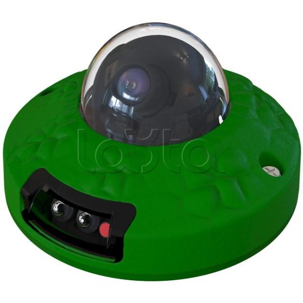 ActiveCam MyAC-D4121IR1 «Кожа», IP-камера видеонаблюдения купольная ActiveCam MyAC-D4121IR1 «Кожа»